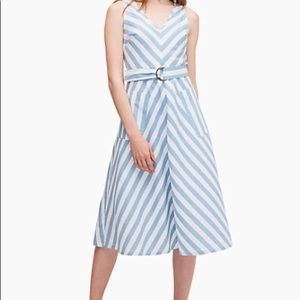 Kate Spade Deck Stripe Dress